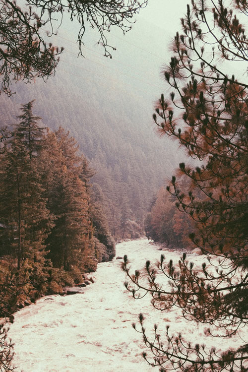 Kasol, Himachal Package . Stay at Kasol and feel the beauty