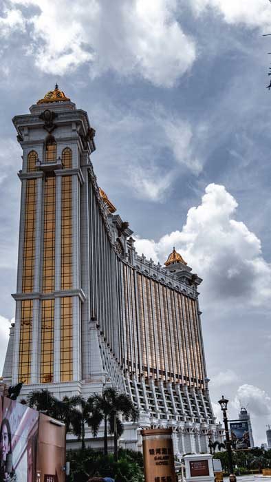 The Real Sin City Macau. Book Your stay wth Fortune Connect Holidays.