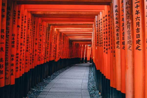 Visit Temple in Japan . Religious , tourist place in Japan