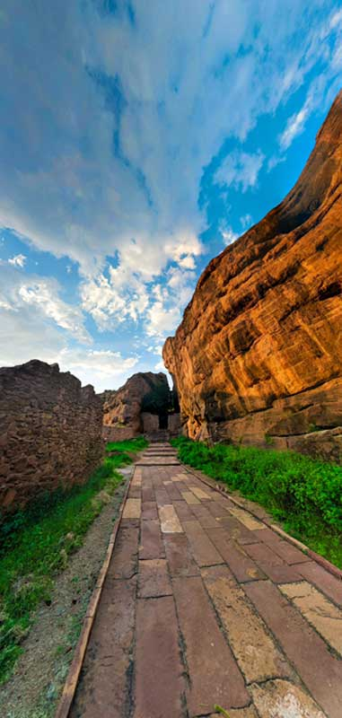 Badamai in Karntaak Also Known as Vatapi . Visit Badami Cave Temple in Karnataka. Plan Your trip with Fortune Connect Holidays
