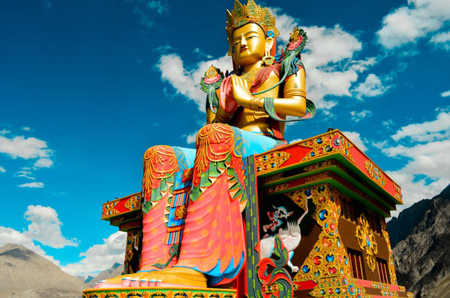 Religious visit in Ladakh, Plan your trip to Ladakh with Fortune Connect Holidays