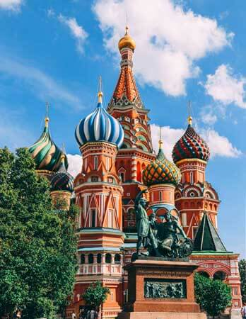 City in Moscow , Red Square, Take a trip to Russia with Fortune Connect Holidays, Royal Citadel, Home of Russia President, UNESCO World Heritage Site
