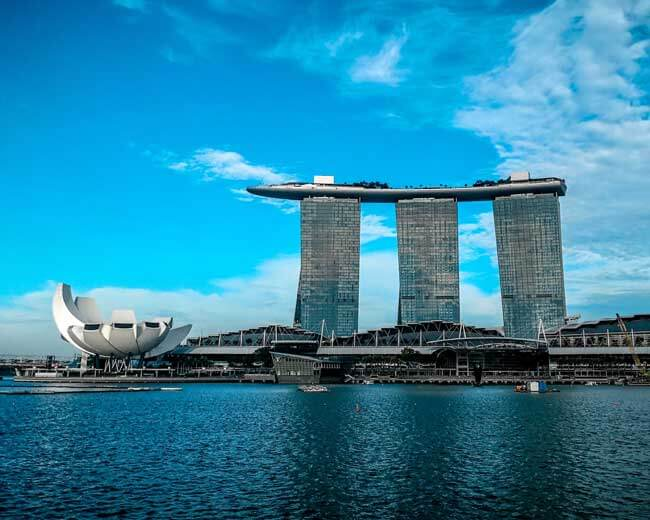 Singapore Marina Bay, Beautifull view, relaxation, Singapore Marina Bay with Fortune Connect Holidays